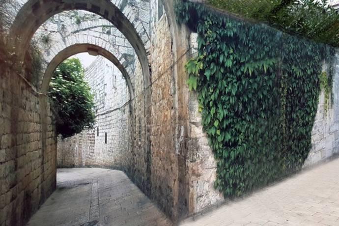 Zeer grootformaat tuinposters